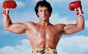 Foto Promocional do Filme Rocky 3