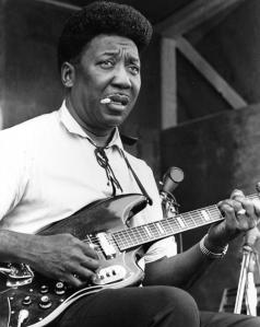 McKinley Morganfield ou Muddy Waters foi um músico de blues norte-americano, considerado o pai do Chicago blues. Foi considerado o 49º melhor guitarrista de todos os tempos pela revista norte-americana Rolling Stone